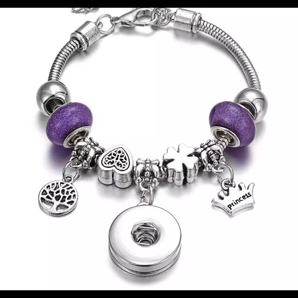 Jewelry - New Snap Jewelry Bracelet